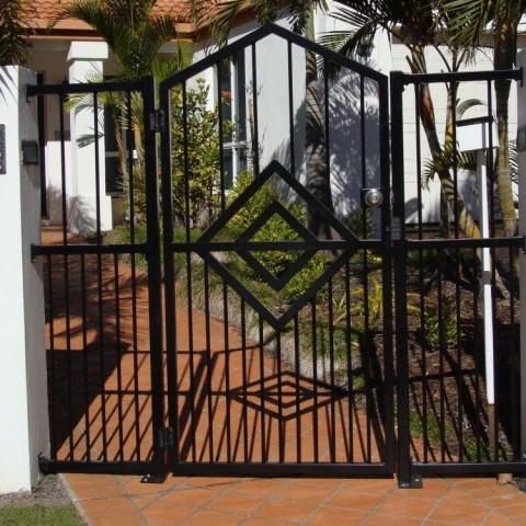Pedestrian Gate 10