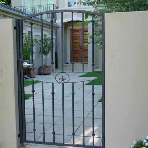 Pedestrian Gate 16