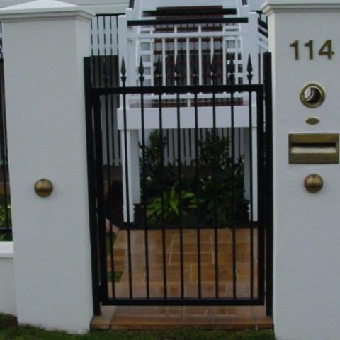Pedestrian Gate 17