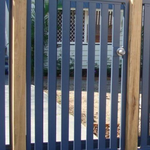 Pedestrian Gate 21