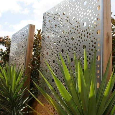 Aluminium Panel Art 1