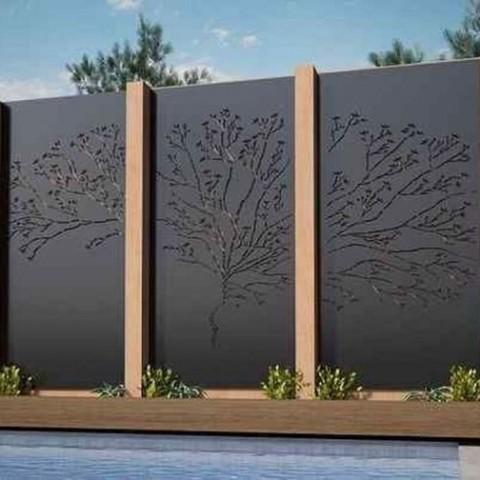 Aluminium Panel Art 2