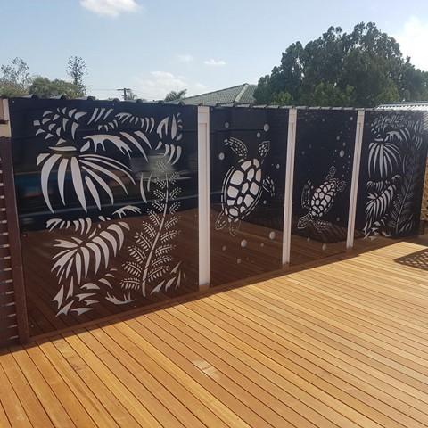 Aluminium Panel Art 5