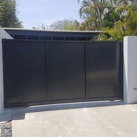 Sliding Gate Flat Panel